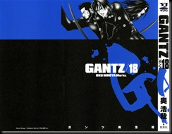 P00018 - Gantz - Tomo howtoarsenio.blogspot.com #18
