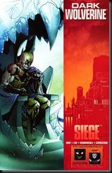 P00029 - Siege 28 - Dark Wolverine #84