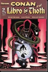 P00002 - Conan - El libro de Thoth #2
