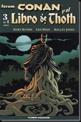P00003 - Conan - El libro de Thoth #3