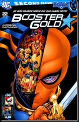 P00024 - Booster Gold #22