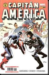 P00014 - Capitán América  Panini v6 #14