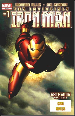 19-08-2010 - Iron Man Extremis