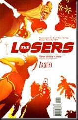 P00012 - Los Perdedores #12