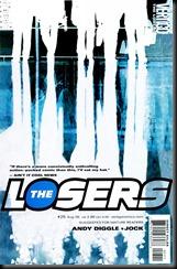 P00025 - Los Perdedores #25