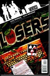 P00028 - Los Perdedores #28