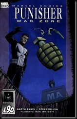 P00002 - Punisher - War Zone #6