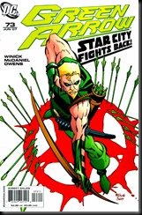 P00073 - Green Arrow v3 #73