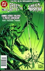 P00076 - Green Arrow v3 #76