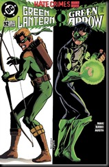 P00077 - Green Arrow v3 #92