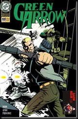 P00081 - Green Arrow v2 #93