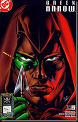 P00116 - Green Arrow v2 #127