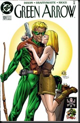 P00120 - Green Arrow v2 #131