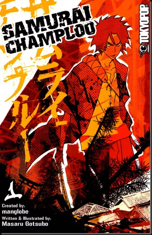 19-10-2010 - Samurai Champloo