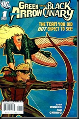 P00002 - Green Arrow y Black Canary #1
