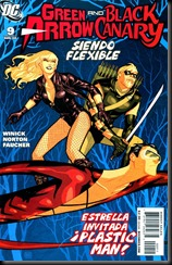 P00010 - Green Arrow y Black Canary #9