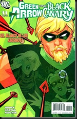 P00012 - Green Arrow y Black Canary #11