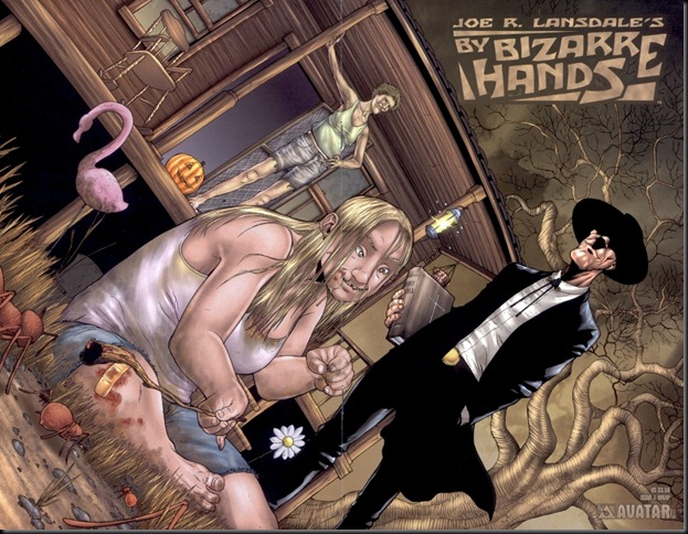 04-10-2010 - Bizarre Hands