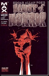 Richard Corben-Haunt of horror 2-01-portada
