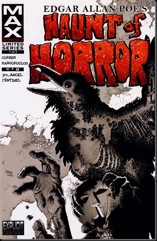 Richard Corben-Haunt of horror 1-01-portada