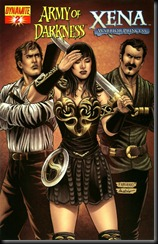 P00002 - Army of Darkness - Xena #2