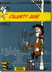 P00030 - Lucky Luke  - Calamity Jane #30