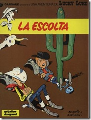 P00028 - Lucky Luke  - La escolta #28