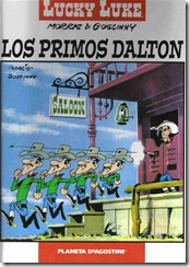P00012 - Lucky Luke  - Los primos Dalton #12