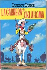 P00014 - Lucky Luke  - Carrera en Oklahoma #14
