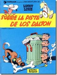 P00017 - Lucky Luke  - Sobre la pista de los Dalton #17