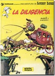 P00032 - Lucky Luke  - La diligencia #32
