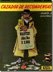 P00039 - Lucky Luke  - Cazador de recompensas #39