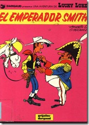 P00045 - Lucky Luke  - El emperador Smith #45