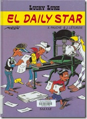 P00053 - Lucky Luke  - Daily Star #53