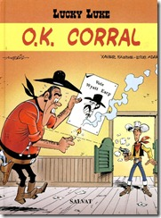 P00063 - Lucky Luke  - OK corral #66