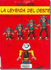 P00066 - Lucky Luke  - La leyenda del oeste #70
