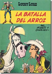 P00003 - Lucky Luke - Relatos cortos - La batalla del arroz
