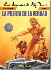 P00007 - Las aventuras de Alef-Thau  - La puerta de la verdad.howtoarsenio.blogspot.com #7