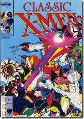 P00003 - 03 - La Saga del Fenix - Classic X-Men howtoarsenio.blogspot.com #8