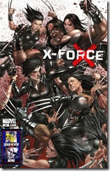 P00016 - X-Force #20