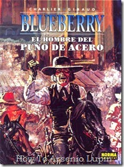 P00008 - Teniente Blueberry #8