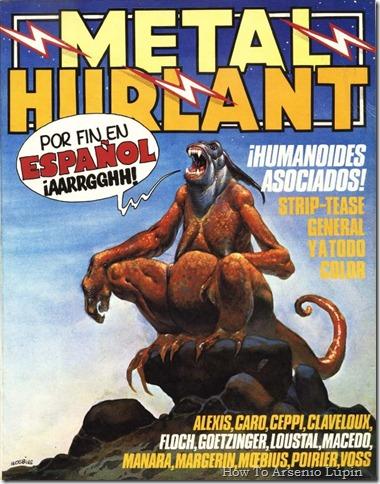 10-12-2010 - Metal Hurlant