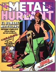 P00015 - Metal Hurlant #15