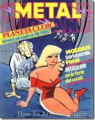 P00027 - Metal Hurlant #27