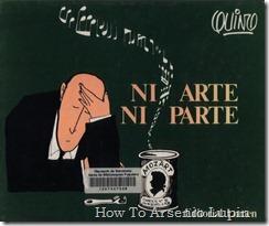 Quino 1981 - Ni Arte ni Parte