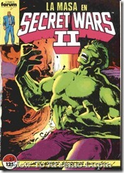 P00011 - Secret Wars II #23