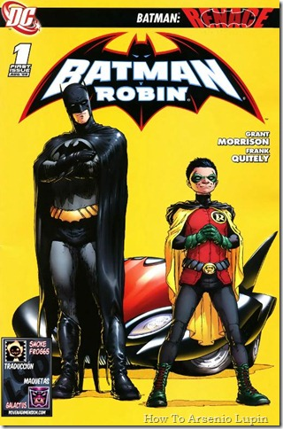 2011-01-10 - Batman y Robin