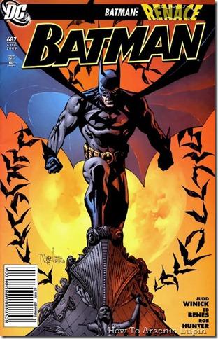 2010-01-09 - Batman #687 al #699