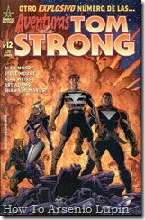 P00003 - Las Aventuras de Tom Strong #12