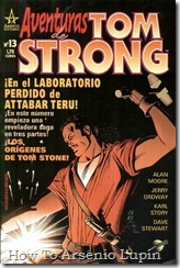 P00004 - Las Aventuras de Tom Strong #13
